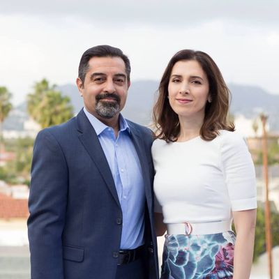 Drs. Dean and Ayesha Sherzai  (Courtesy)