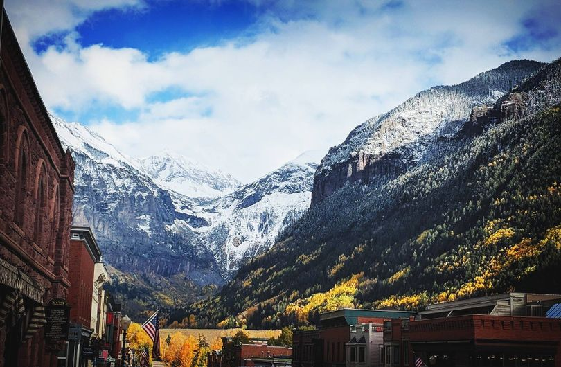 Telluride, Colo., is one of our favorite places to visit, every season of the year. (Courtesy of Hotel Telluride)