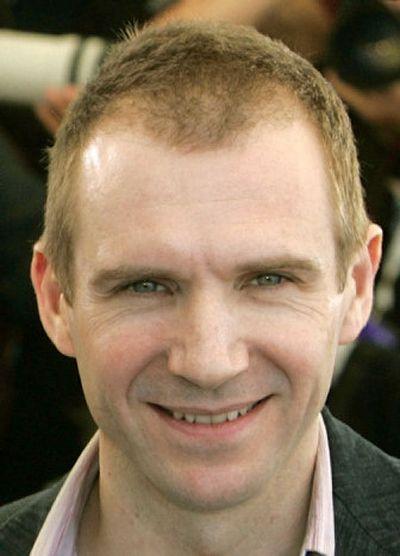 Ralph Fiennes  (The Spokesman-Review)