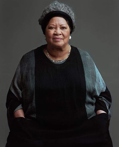 "Toni Morrison in ""Toni Morrison: The Pieces I Am."" (Sundance Institute / Sundance Institute)"
