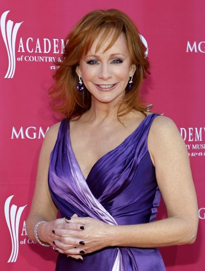 Reba McEntire (Associated Press / The Spokesman-Review)