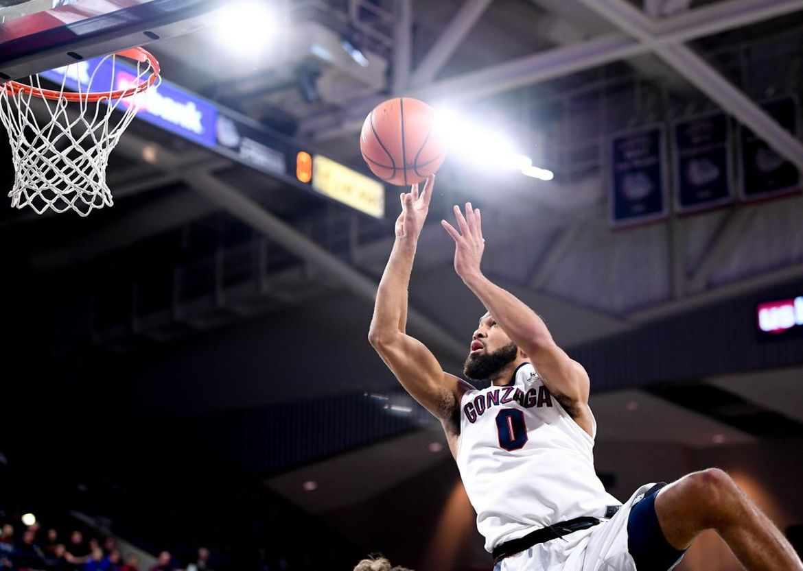 Gonzaga-IUPUI postgame interview: Silas Melson