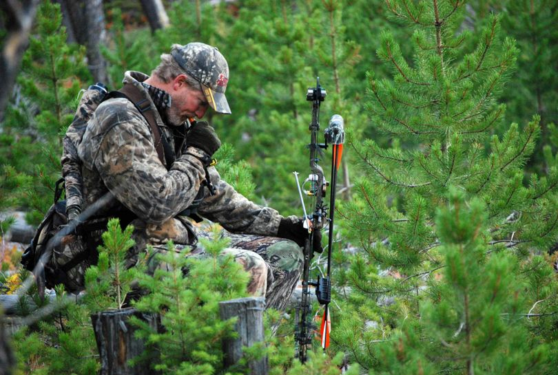 Many bowhunters had to adjust their plans during early seasons as wildfire closures tied up favorite elk and deer hunting areas. (Associated Press)
