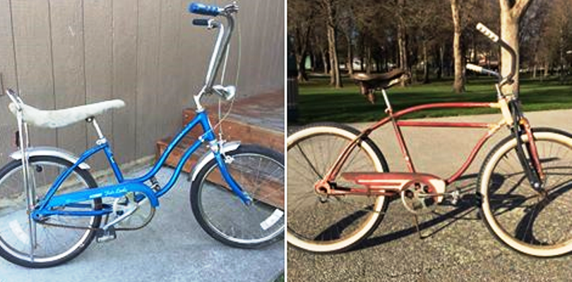 These two bikes were stolen Thursday evening from Coeur d'Alene's Midtown area. Keep an eye out for them (from BikeCDA Facebook site)