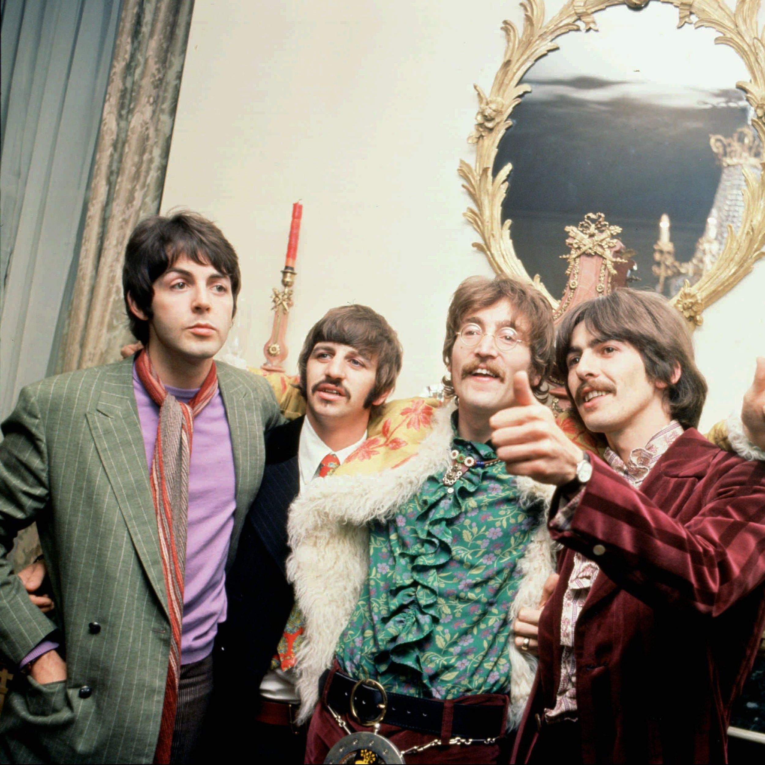 The Beatles Sgt Pepper At 50 Gets A Remix That Brings Back 1967 The Spokesman Review