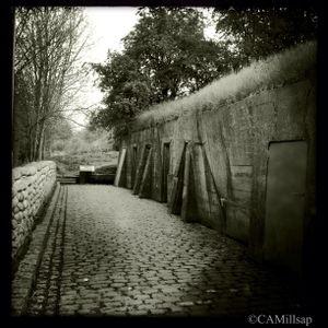 A preserved WWl bunker in Flanders Fields, Belgium. (Cheryl-Anne Millsap / Photo by Cheryl-Anne Millsap)
