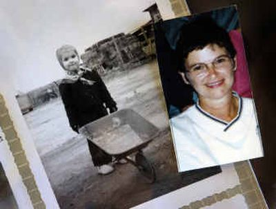 As a girl, Sheri Garman drank milk from her family's dairy farm that was contaminated by radiation from nuclear testing in Nevada. Now 52 and a mother, she is dying of cancer.  (Photos by Dan Pelle/Spokesman-Review / The Spokesman-Review)