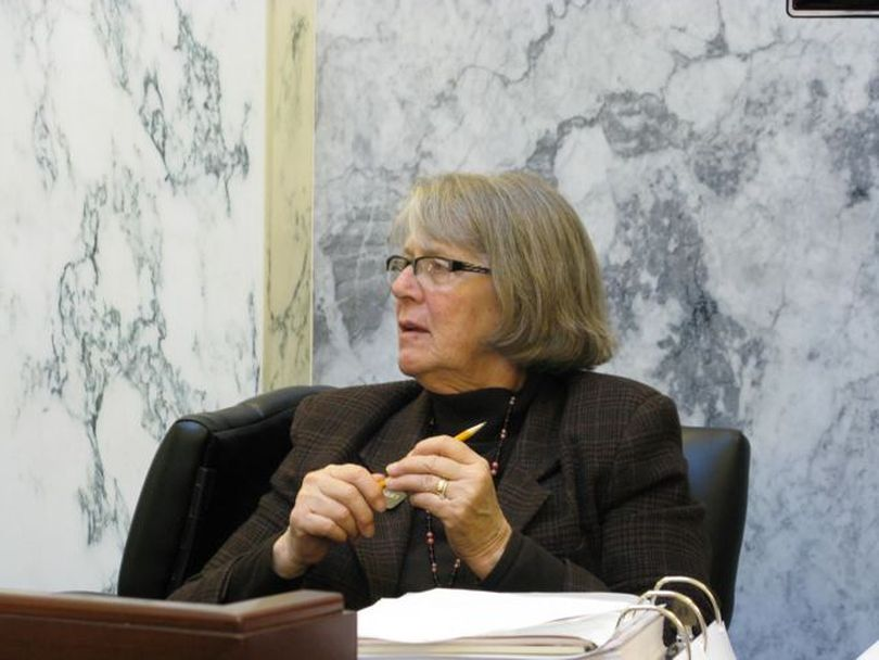 Rep. Wendy Jaquet, D-Ketchum, questioned Friday why the Legislature doesn't help fund the