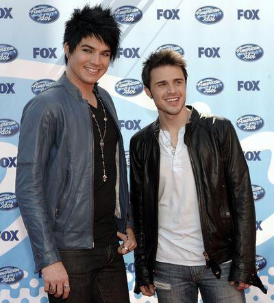 American Idol finalist Adam Lambert, left, and winner Kris Allen. Allen won the competition, but history shows winning doesn't mean success. (Associated Press / The Spokesman-Review)