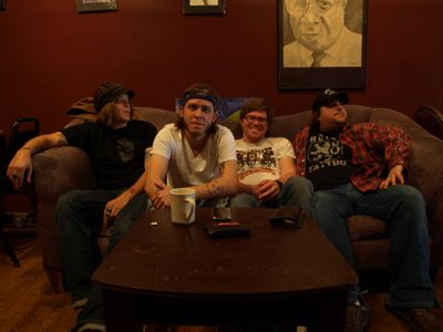 Two Cow Garage headline a benefit show on Thursday at The Blvd.  Courtesy of Shelterhouse/Suburban Home Records (Courtesy of Shelterhouse/Suburban Home Records / The Spokesman-Review)