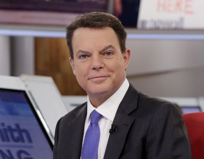 FILE - This Jan. 30, 2017 photo shows Shepard Smith on The Fox News Deck before his