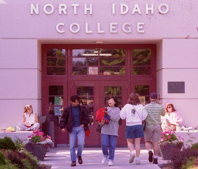 Archive photo of North Idaho College (Colin Mulvany / The Spokesman-Review)