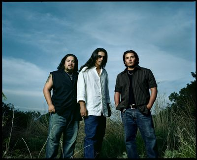 Courtesy of Monterey International Inc.Los Lonely Boys will appear Sunday at the Knitting Factory Concert House. (Courtesy of Monterey International Inc. / The Spokesman-Review)