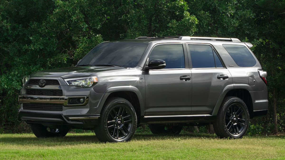 Aging Toyota 4runner Is More Popular Than Ever The Spokesman Review