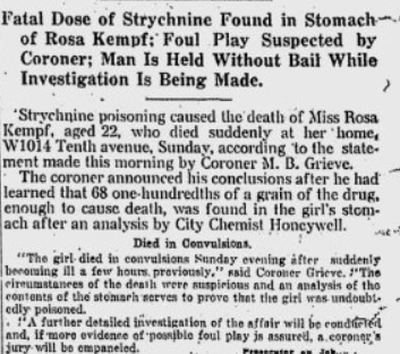 From the Dec. 19, 1918 Spokane Daily Chronicle. (S-R archives)
