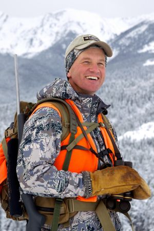 Randy Newberg, host of On Your Own Adventures on the Sportsman Channel. (Sportsman Channel)