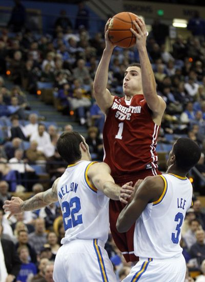 Thompson won't be facing UCLA today following his arrest Thursday. (Associated Press)