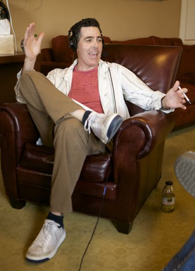 Adam Carolla (Associated Press / The Spokesman-Review)