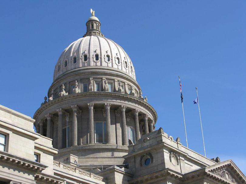 Idaho Capitol (Betsy Z. Russell)