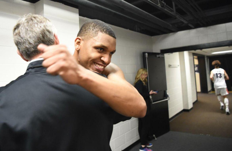 Gonzaga-UNCG postgame interview: Gonzaga coach Mark Few, Josh Perkins, Zach Norvell Jr. and Johnathan Williams