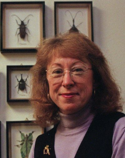 Francine Boxer, a former Spokane County CEO, died Monday. (Colin Mulvany / The Spokesman-Review)