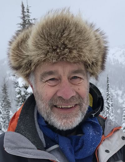 After a career as a general contractor and world-class mountaineer, Chris Kopczynski pictured here, retired. Now he's the president of the Dishman Hills Conservancy.  (Chris Kopczynski/COURTESY)