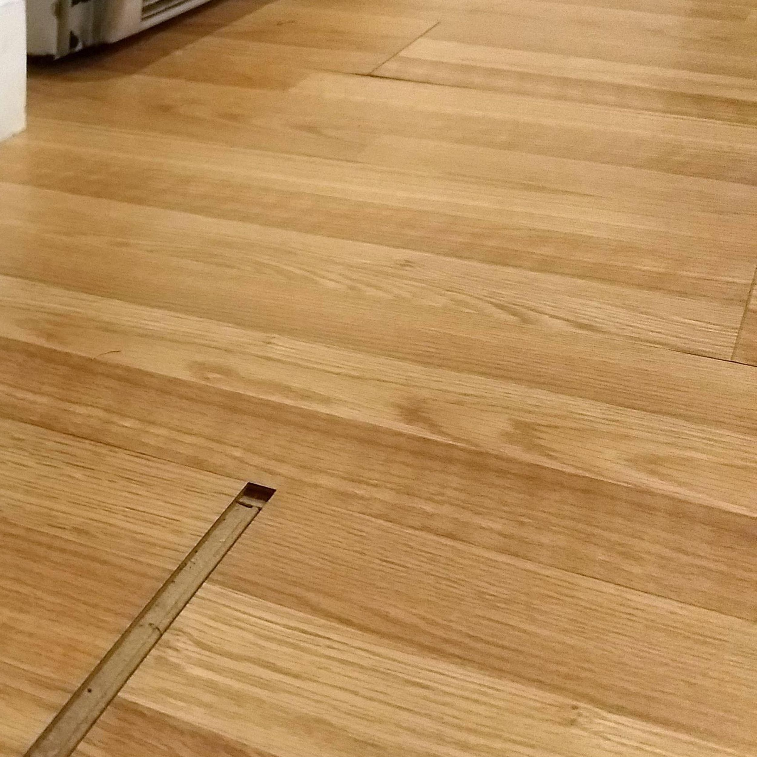 Creeping And Snapping In Laminate Floor, Does Laminate Flooring Reduce Noise