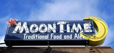 I'll miss the Lamb Burger at Moon Time.  (File / The Spokesman-Review)