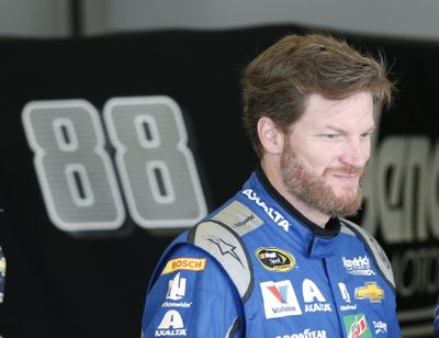Dale Earnhardt Jr. had problems with concussions back in 2012, too. (Wilfredo Lee / Associated Press)