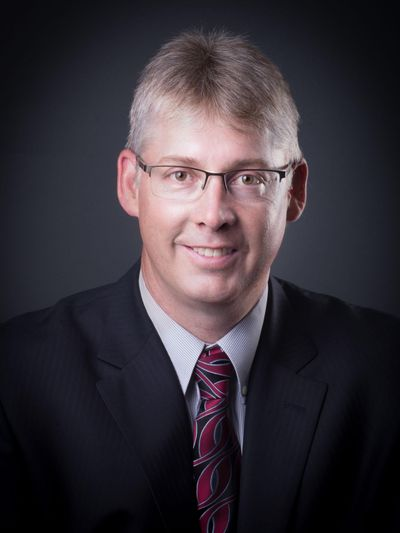 Darren Pitcher resigned as acting president of Spokane Falls Community College amid allegations of sexual harassment in February 2018. In an opinion issued Tuesday, June 18, 2019, appellate judges ruled the college must disclose records of its investigation without redacting the names of Pitcher's accusers. (Community Colleges of Spokane)