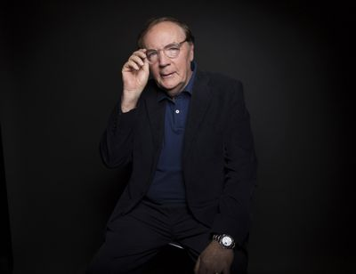 Author James Patterson poses for a portrait Aug. 30, 2016, in New York. (Taylor Jewell / AP)
