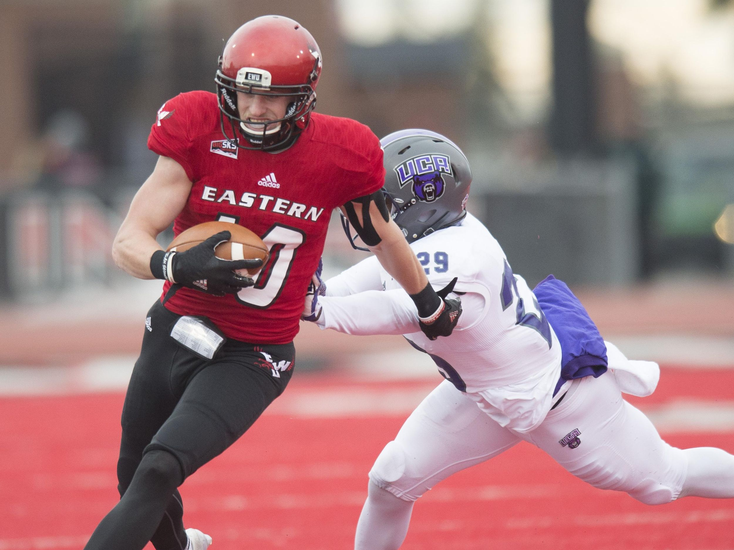 Locally Former Eastern Washington Receiver Cooper Kupp Named Fcs Player Of The Decade The Spokesman Review
