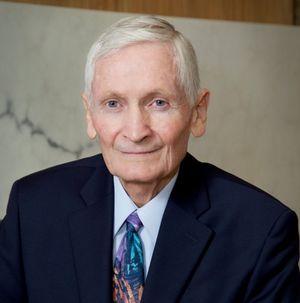 Former Idaho Supreme Court Chief Justice Jim Jones.