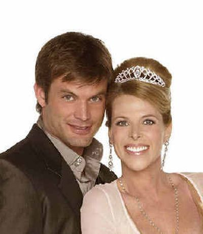 Catherine Oxenberg and her husband, Casper Van Dien, star in the reality show