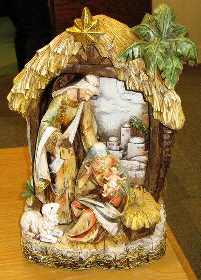 A Catholic League crèche will not be put on display inside the Capitol building in Olympia during this holiday season.