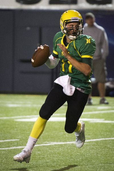 Brett Rypien is GSL's all-time passing leader. (Colin Mulvany)