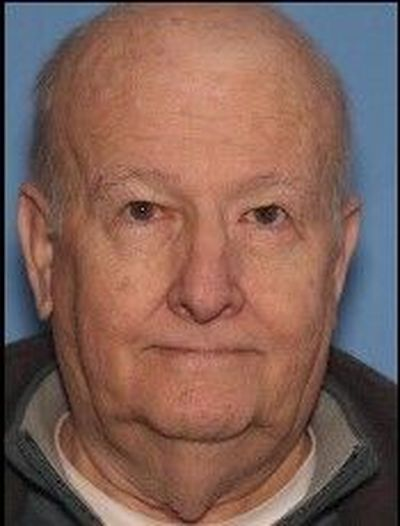 Michael Lehan, 79, went missing from his home on the 4500 block of West Northwest Boulevard on Monday, Nov. 16, 2020.  (Courtesy of the Spokane Police Department)