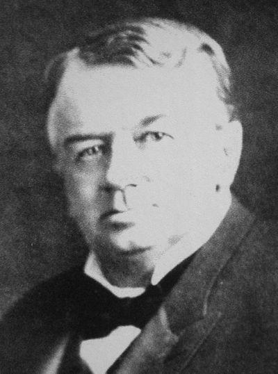 Senator Weldon B. Heyburn of Idaho. (Copy Copy / The Spokesman-Review)