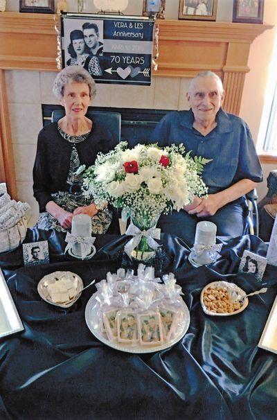 Les and Vera Graham (Family photo)