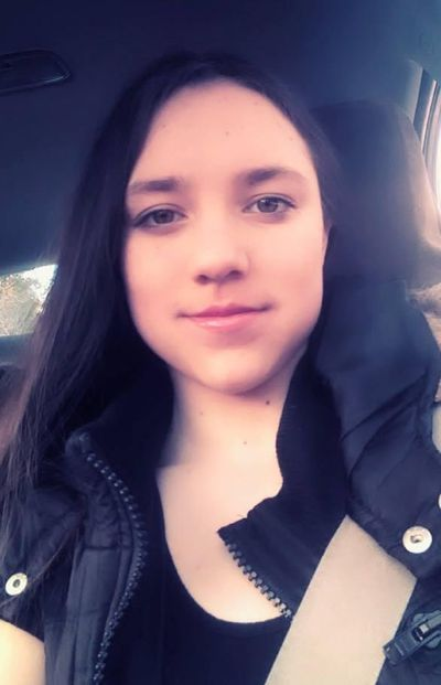 Alyssa Marie Morehouse, 13, has been missing from her Spokane Valley home since Sunday. (Lisa Howard / Courtesy)