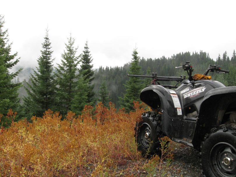 For years, ATVs have dominated the market for getting hunters to remote places. But recent local sales indicate that many off-road enthusiasts are turning to UTVs. (THOMAS CLOUSE PHOTOS)