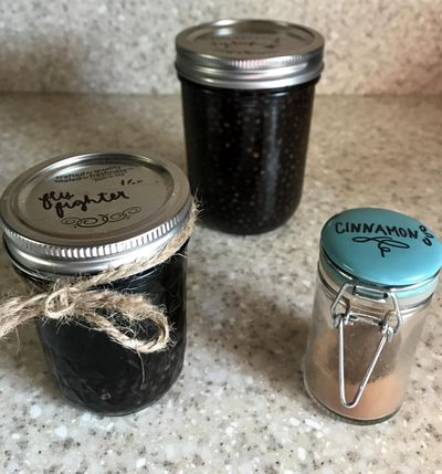 Elderberries can be used in baked goods, jams, syrups and tinctures. (Ashlee Rowland)
