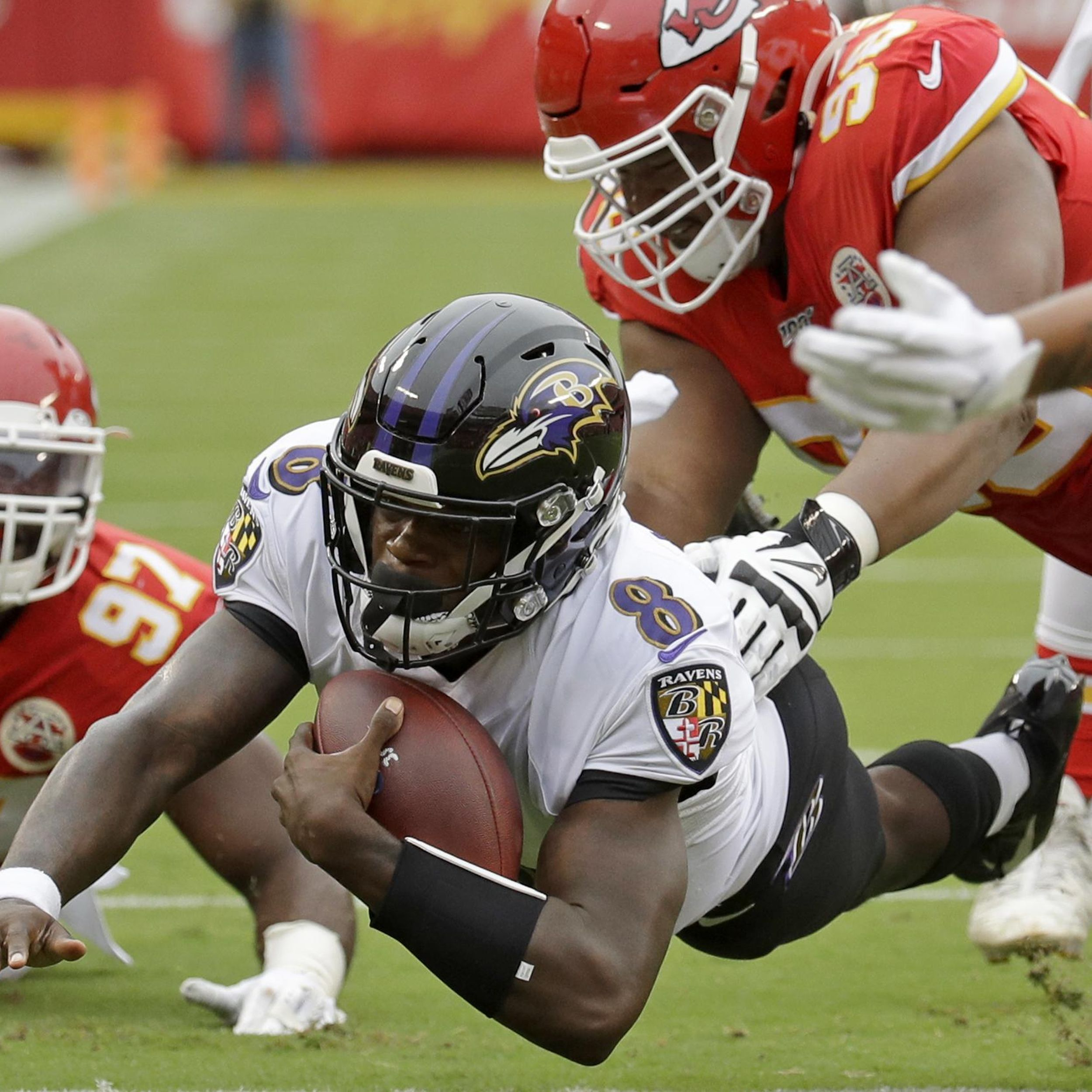 Running Man Browns Wary Of Qb Lamar Jackson S Shiftiness Speed The Spokesman Review