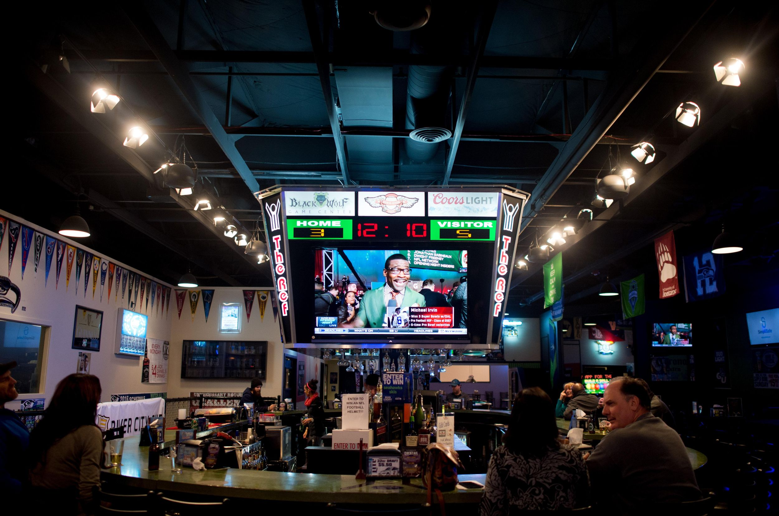 The 14 Best Places To Watch Sunday Morning Football In Spokane And North Idaho The Spokesman Review