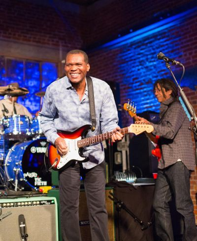 The Robert Cray Band will headline the Bing Crosby Theater on Saturday. (James L. Bass)