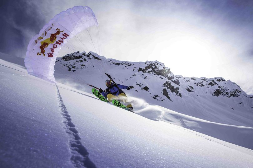 Andy Ferrington takes on the steep in the film The Unrideables, which is on the 2015 Radical Reels film tour.   (Scott Serfas / Red Bull Content Pool)