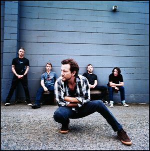 Eddie Vedder is the front man for the rock group Pearl Jam. (Danny Clinch)