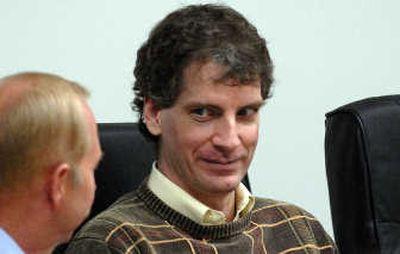 Joseph Edward Duncan  in October  2006.   (File / The Spokesman-Review)