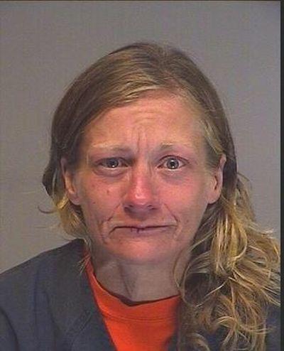 Chrystal Huff (Spokane Police Department courtesy)