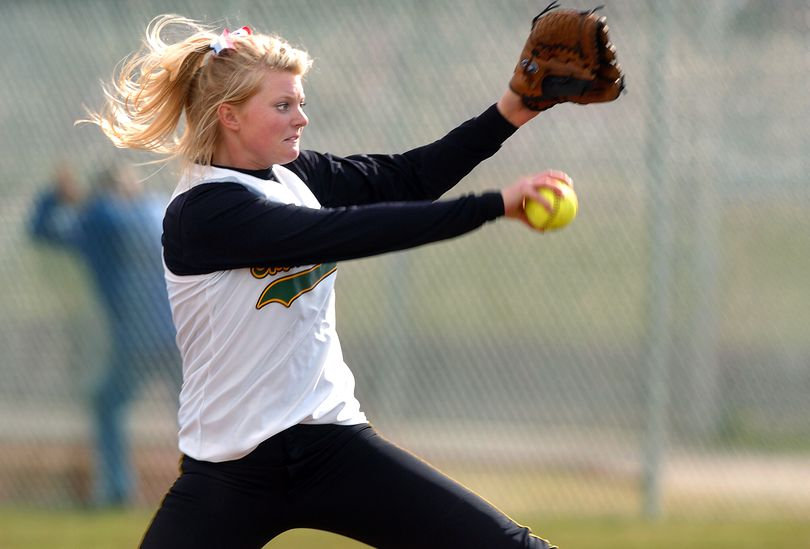 Shadle Park's Sam Skillingstad, in 2006 photo, is one of many top pitchers the GSL has produced over the years.  (File/The Spokesman-Review)